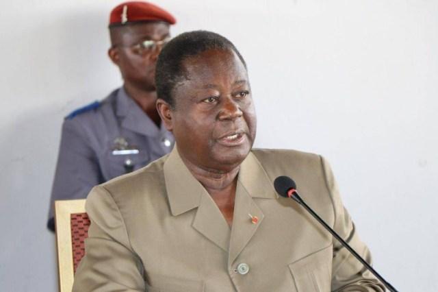 Situation socio-politique: Bédié envoie un message fort au Rhdp