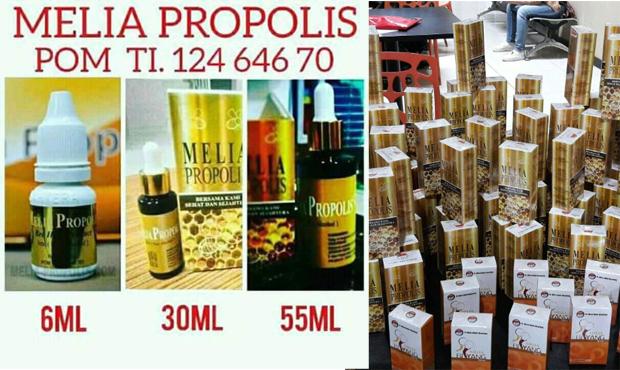 Produk Melia Propolis Original