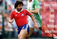 Bintang Sepakbola Chile Carlos Caszely