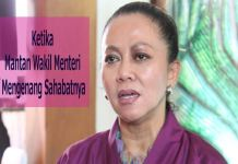 Mantan Wakil Menteri Kebudayaan Wiendu Nuryanti