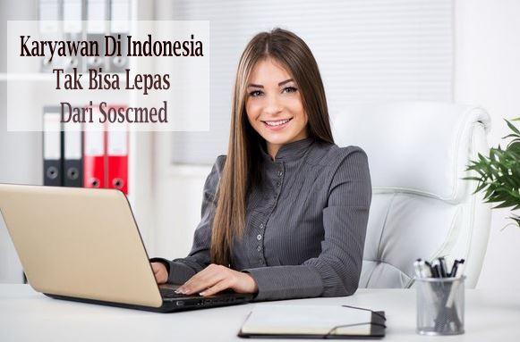Karyawan Cantik Di Indonesia