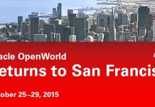 Oracle OpenWorld 2015