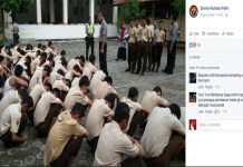 Siswa Magelang hendak mengkeroyok Guru