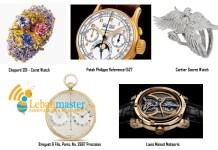 Merk Jam Tangan Termahal Di Dunia