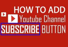 Cara Membuat Tombol Subscribe Di Video Youtube