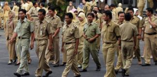 Pejabat Negara dan PNS Indonesia Kena Sanksi