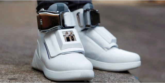 Sepatu Canggih Terbaru