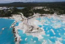 Tempat Wisata Di Belitung Selain Pantai Danau Kaolin