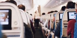 Tempat Duduk Paling Asik Di Dalam Pesawat Terbang