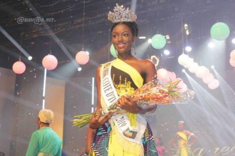 Beauté : Tara Gueye élue Miss Côte d'Ivoire 2019