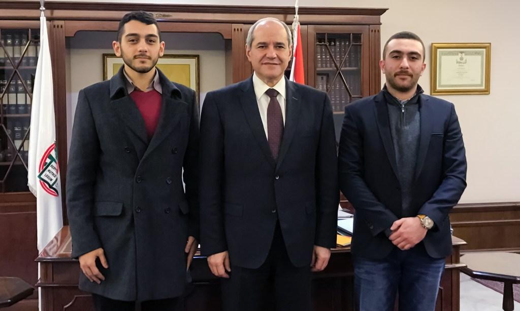 Lebanon Law Review | Melhem Khalaf with Antoine Kanaan and Issam Amro. Jan 2020