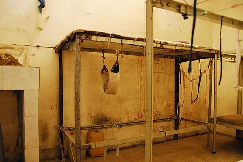 Lebanon Law Review | Inside Khiam Prison