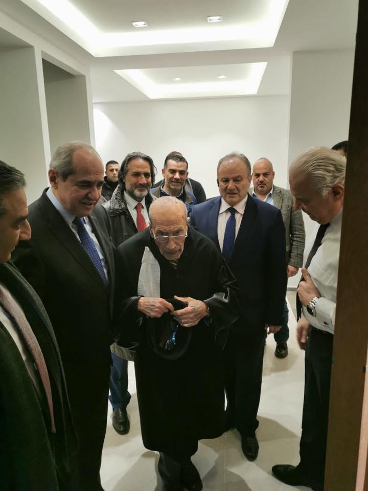 Lebanon Law Review | Berytus Nutrix Legum | Melhem Khalaf Oueidat