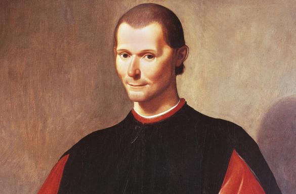 Lebanon Law Review | Niccolo Machiavelli