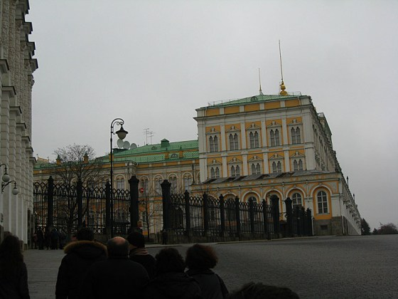 A little preview of the Kremlin.