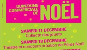 quinzaine commerciale de Noël 2010