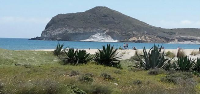Strände in Andalusien, Andalusien urlaub, Playa de los Genoveses