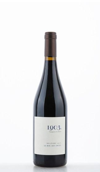 1903 Carignan Côtes Catalanes rouge IGP 2017 Roc des Anges