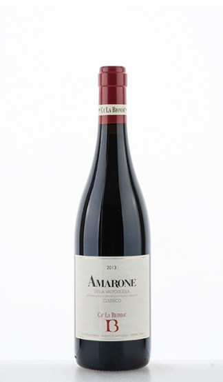 Amarone Classico 2013 Ca La Bionda