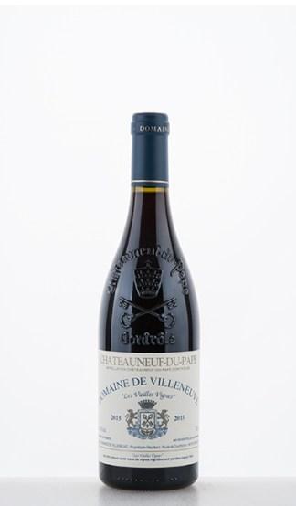 Châteauneuf du Pape Les Vieilles Vignes 2015 de Villeneuve