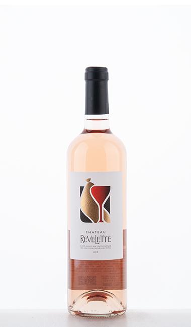 Chateau Revelette Rosé 2018 Revelette