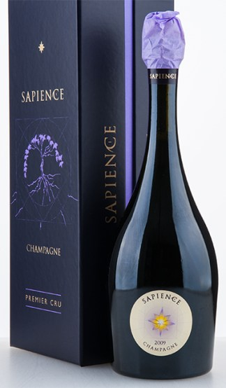 Sapience Premier Cru Vintage 2009 Brut Nature 2009 Marguet