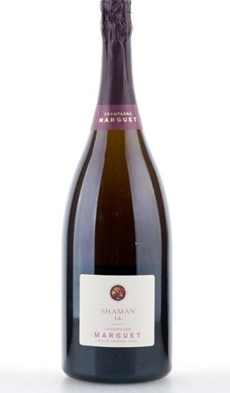 Shaman 14 Rosé Grand Cru Extra Brut NV Marguet