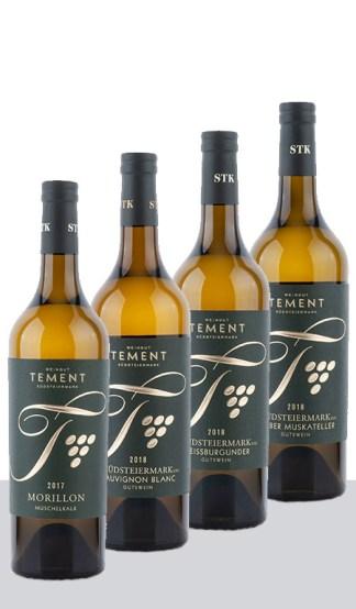 Probierpaket Tement Das Gutsweinpaket 2019 Probierpaket