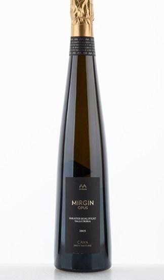 Mirgin Opus Paratge Qualificat Vallcirera Brut Nature 2015 Alta Alella
