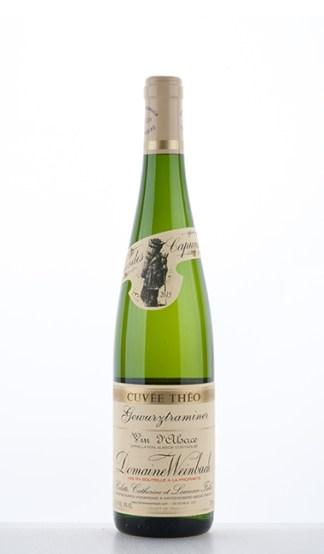 Gewürztraminer Cuvée Theo 2015 Domaine Weinbach