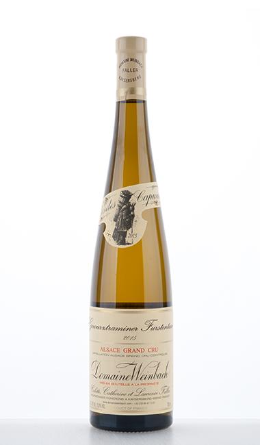 Gewürztraminer Furstentum Grand Cru 2015 Domaine Weinbach