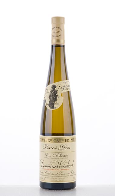 Pinot Gris Cuvée Sainte Catherine 2016 Domaine Weinbach