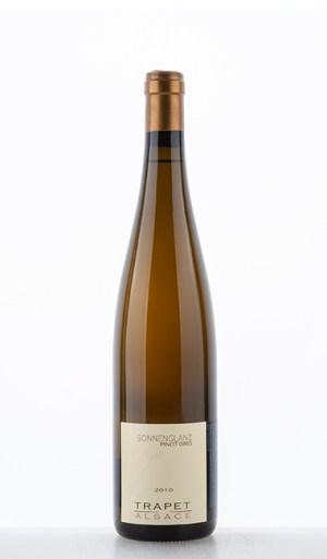 Pinot Gris Sonnenglanz Grand Cru 2010 Trapet Alsace