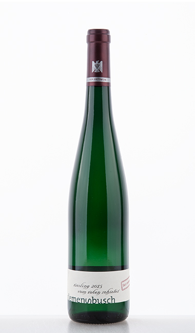 Riesling vom roten Schiefer late release 2015 Clemens Busch