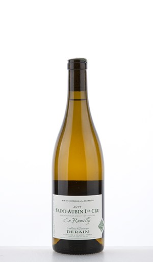 Saint Aubin blanc 1er Cru En Remilly 2014 Dominique Derain