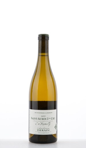 Saint Aubin blanc 1er Cru En Remilly 2015 Dominique Derain