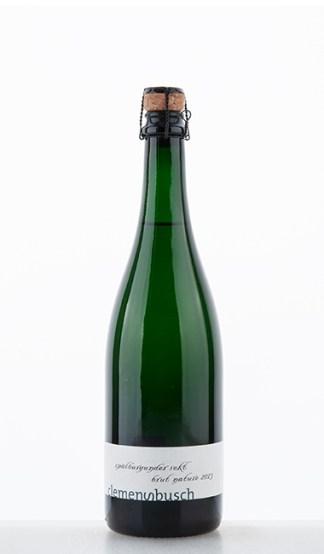 Spätburgunder Sekt Brut Nature traditionelle Flaschengärung 2013 Clemens Busch