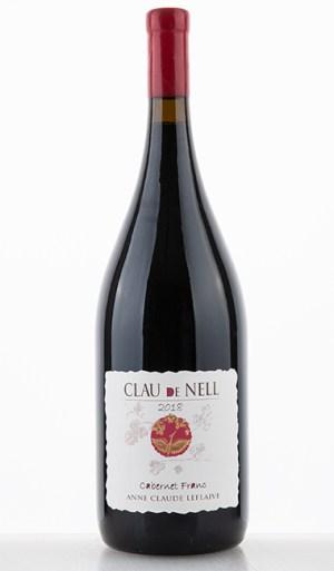 Cabernet Franc AOC 2018 1500ml Clau de Nell