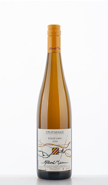 Pinot Gris Tradition 2018 –  Domaine Albert Mann