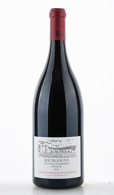 """Bourgogne """"Perrières"""" Rouge 2017 1500ml –  Clos du Moulin aux Moines"""