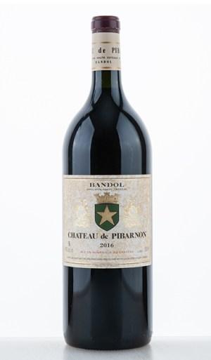 Château de Pibarnon Rouge 2016 1500ml –  Château de Pibarnon