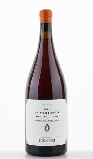 Fuoripista Pinot Grigio Vigneti delle Dolomiti IGT 2018 1500ml