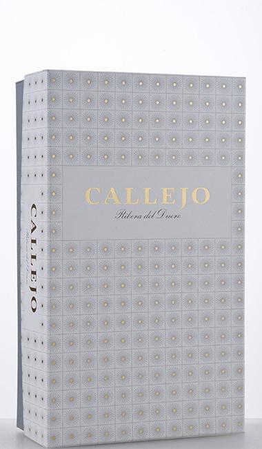 Geschenkschachtel für zwei Flasche NV  –  Felix Callejo