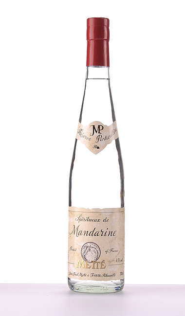 Mandarine (Mandarine) 2021 700ml –  Jean-Paul Metté