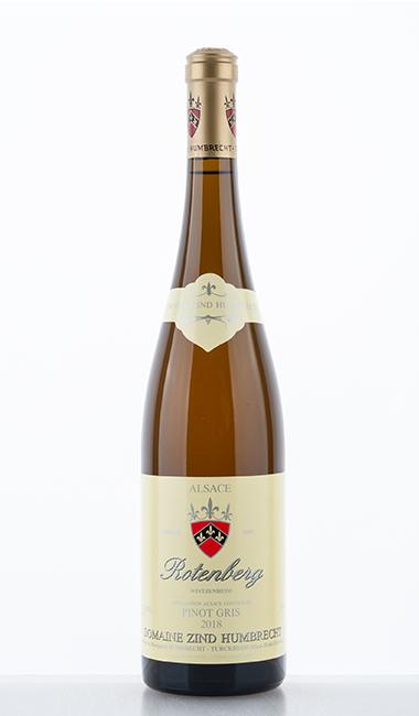 Pinot Gris Rotenberg 2018