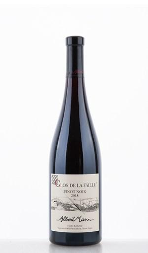 Pinot Noir Clos de la Faille 2018