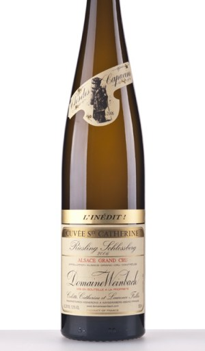 Riesling Schlossberg Grand Cru Cuvée Sainte Catherine L'inedit 2006 1500ml –  Domaine Weinbach