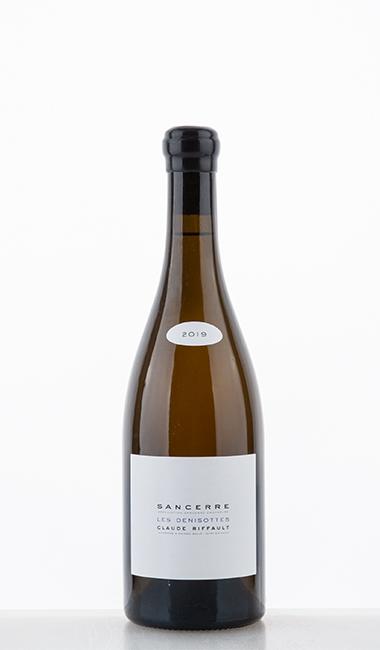 """Sancerre blanc """"Les Denisottes""""  AOC 2019 –  Claude Riffault"""