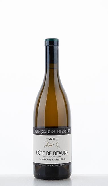 """Côtes de Beaune """"La Grande Chatelaine"""" blanc 2018"""