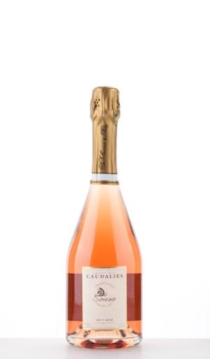 Cuvée des Caudalies Rosé Grand Cru Extra Brut NV
